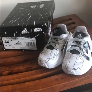 Star Wars adidas for toddlers